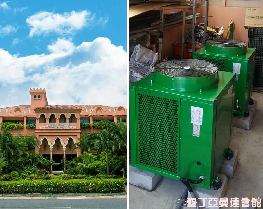 熱水器安裝工程實績